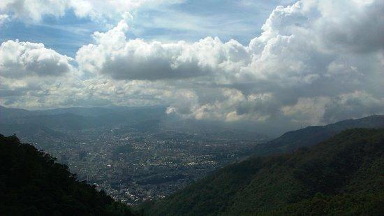 Teleferico: Поднимаемся в гору