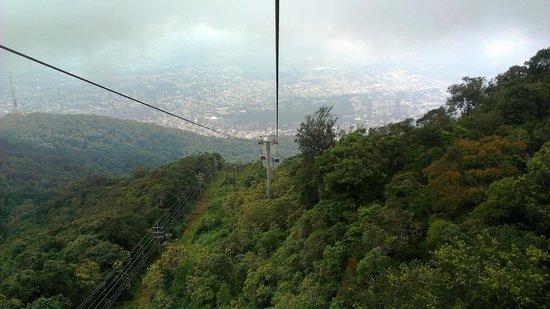 Teleferico: Спускаемся с горы