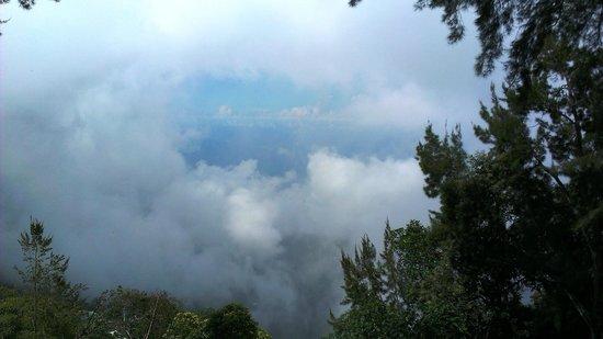 Teleferico: На горе