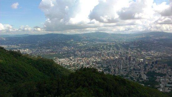 Teleferico: Город с высоты полета кондора