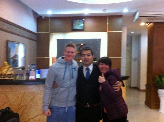 Tu Linh Legend Hotel: Great stay!!