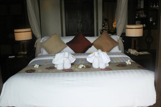 Nora Buri Resort & Spa : Beachfront villa