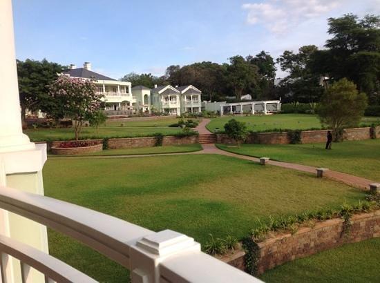Hemingways Nairobi: view from the rooms