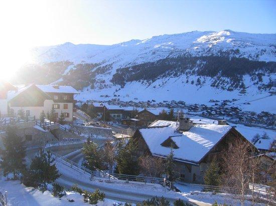 Hotel Baita Montana: Panoramica