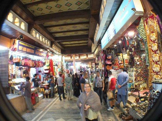 Mercado del Antiguo Muttrah: Inside Muttrah Souq