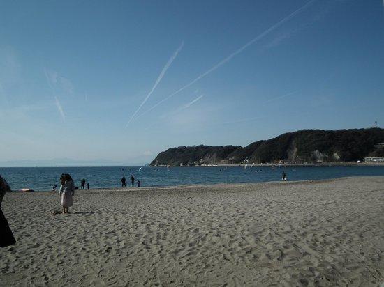 Zushi Beach: 逗子海岸