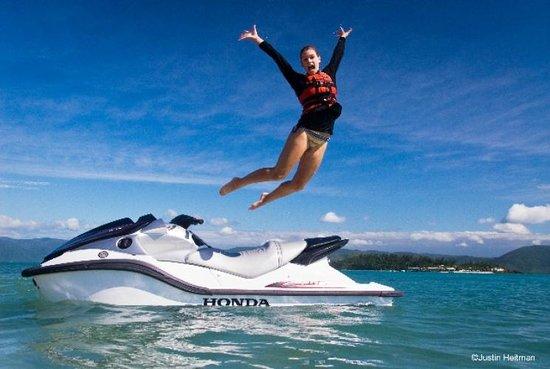 Kincumber, Australia: Whitsunday Jet Ski Tours (Awarded 5 Star Experience)