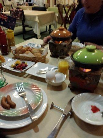 Oyado Koto no yume: Western style breakfast