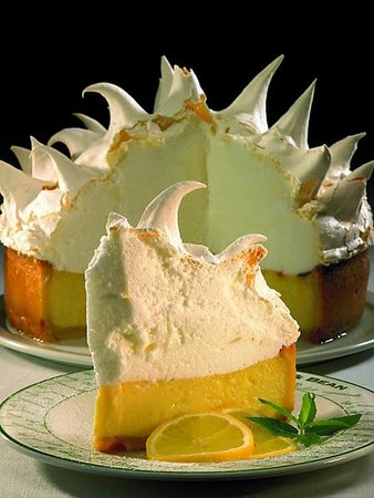 Mugg & Bean: Lemon Meringue Pie