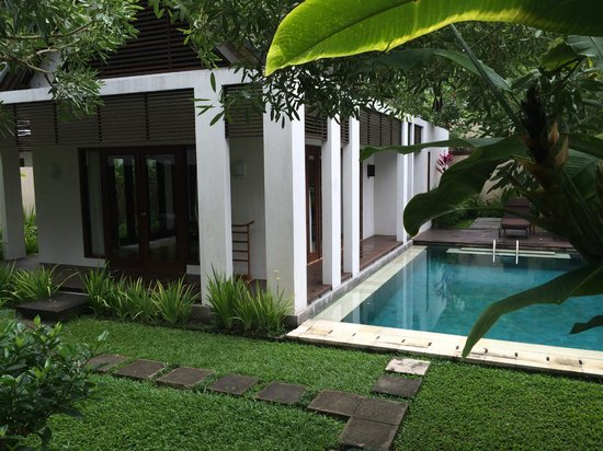The Samaya Bali Ubud: Riverside Villa by Day