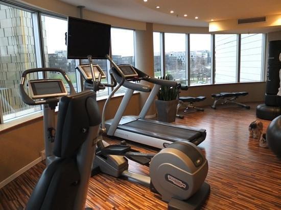 Sofitel Luxembourg Europe: fitness