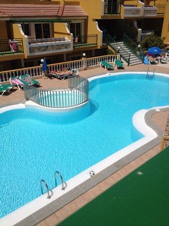 Aparthotel Caleta Garden: Balcony view