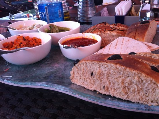 Tamarin: Mezze Platter