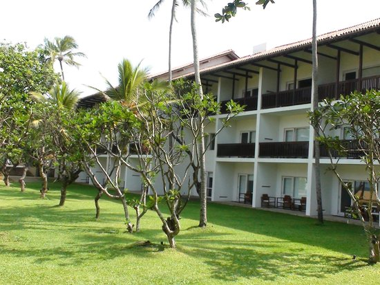 Jetwing Beach: Nos chambres