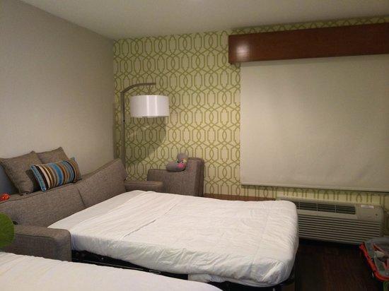 Hotel Indigo Anaheim: Sofa Bed