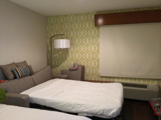 Sofa Bed Picture of Hotel Indigo Anaheim Anaheim  : hotel indigo anaheim from www.tripadvisor.com size 550 x 412 jpeg 33kB