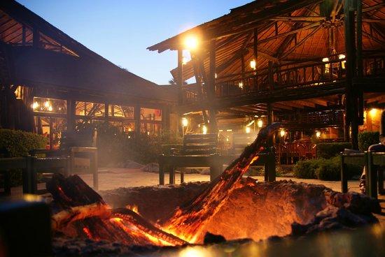 Ol Tukai Lodge : Lodge