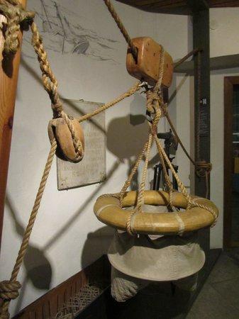 Fat Margaret (Paks Margareeta): Ancient sea rescue equipment