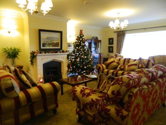 Heaton's Guesthouse: Main Lobby