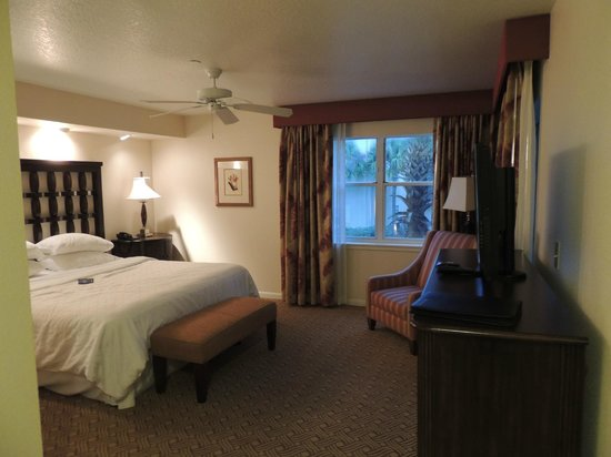 Sheraton Vistana Resort - Lake Buena Vista: suite ampla