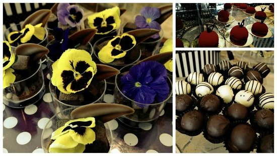 Melba Restaurant: Chocolate Treats