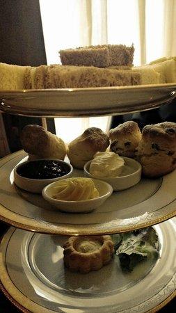 Melba Restaurant: High Tea Tray