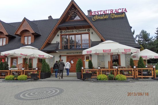 Restauracja Goralski Dworek