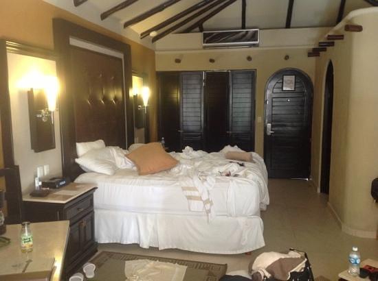 El Dorado Royale, by Karisma: the room after...