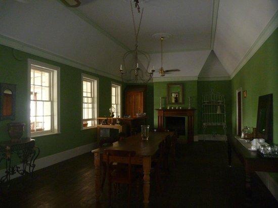 The Globe Inn: Tea & Coffee room