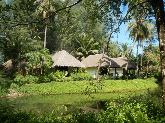 Haadson Resort : Bungalows