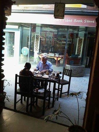 Dabali Thamel Pvt Ltd : Breakfast eat
