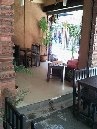 Dabali Thamel Pvt Ltd : Dabali Restaurant