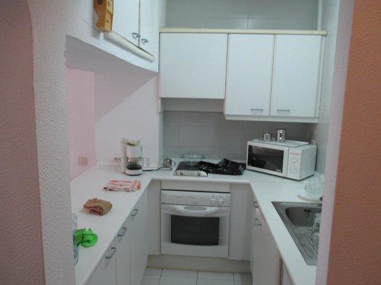 Oasis Lanz Beach Mate: kitchen