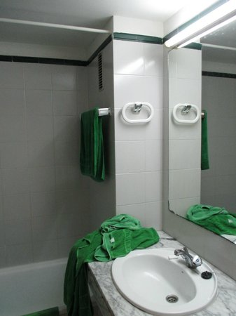 Oasis Lanz Beach Mate: bathroom