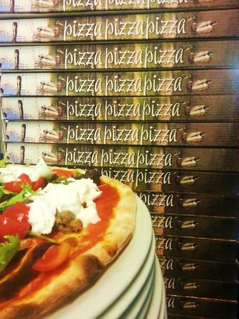 Edelweiss Piancavallo: Pizze!