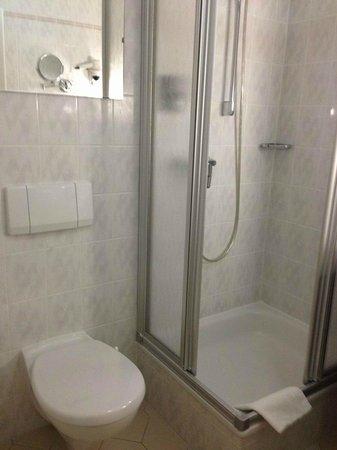 Hotel Rhöner Land: kleines Bad