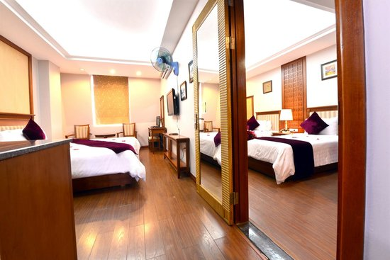 Golden Legend Hotel : Inter connecting room