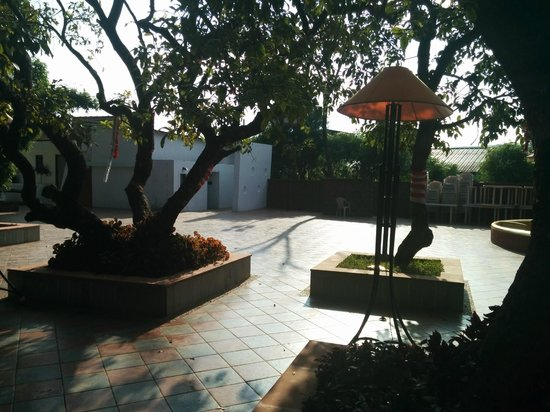 Saj Resort: Well Maintained Property
