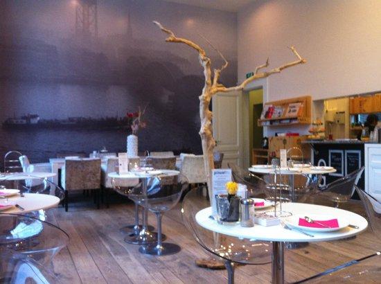 Suite Hotel Pincoffs: breakfast room