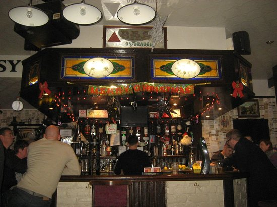 Gainsborough Bar: Gainsy's Bar