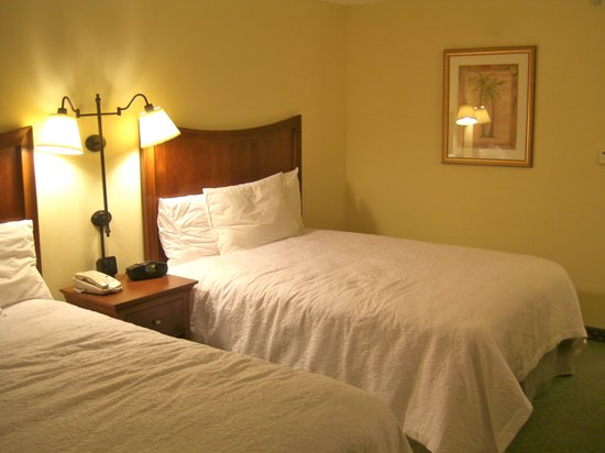 Hampton Inn & Suites Fort Myers - Colonial Blvd : Our room