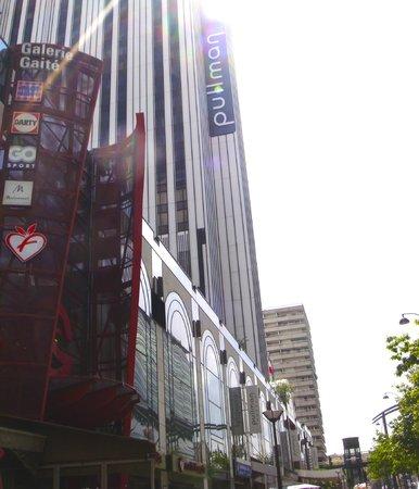 Pullman Paris Montparnasse : Pullman Montparnasse