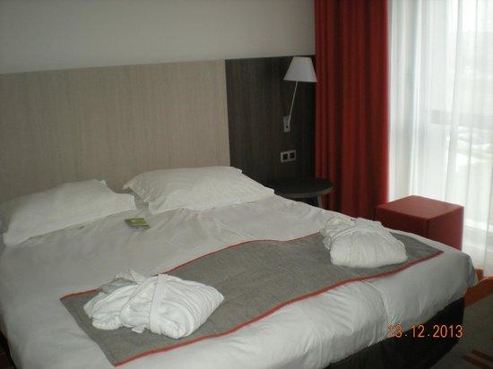 Park Inn by Radisson Lille Grand Stade : Vue de la chambre