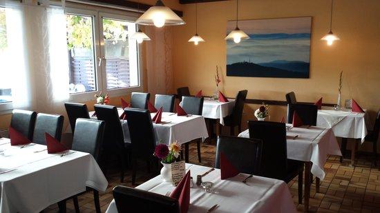 Rheinfelden, Almanya: Restaurant am Flugplatz