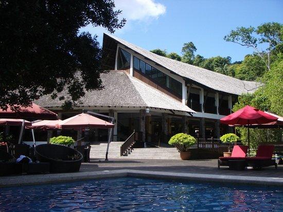 Bunga Raya Island Resort & Spa: The Longhouse
