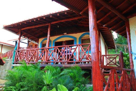 Casa Maderas Ecolodge: Notre logement