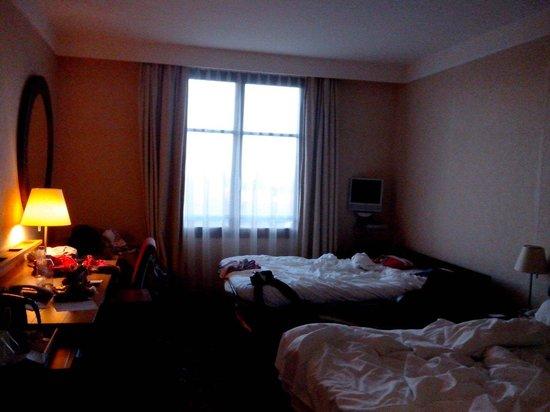 Radisson Blu Hotel at Disneyland Paris : Vu chambre