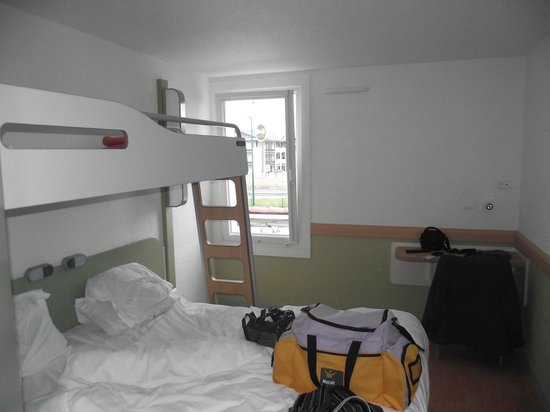 Ibis Budget Metz Sud Augny : Chambre 3pers