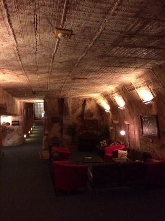 Comfort Inn CooberPedy Experience: lounge area