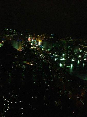 Four Seasons Hotel Las Vegas: Utsikt fra hotellrom